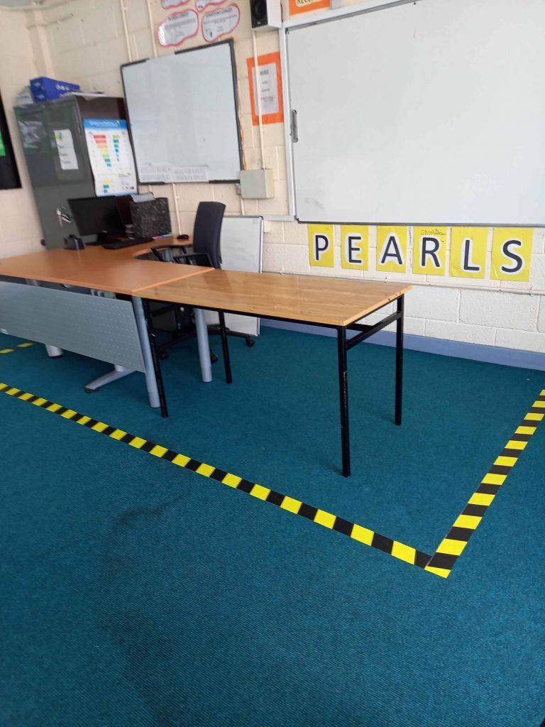 Bailieborough School Floor